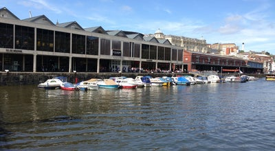 Photo of Mediterranean Restaurant Bordeaux Quay at V-shed, Bristol BS1 5UH, United Kingdom