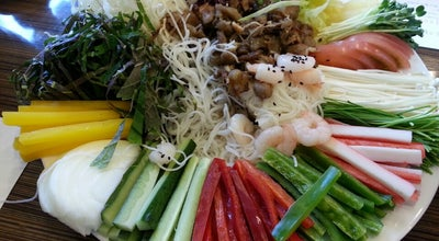Photo of Vietnamese Restaurant 포몬스 (Pho Mons) at 건원대로 3, 구리시, South Korea
