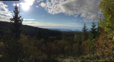Photo of Mountain oslomarka at Norway