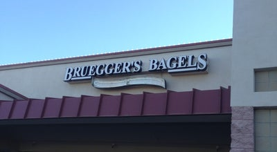 Photo of Bagel Shop Bruegger's at 7320 N La Cholla Blvd, Tucson, AZ 85741, United States