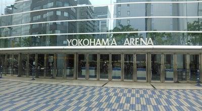 Photo of Concert Hall 横浜アリーナ at 港北区新横浜3-10, 横浜市 222-0033, Japan