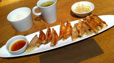 Photo of Japanese Restaurant Gyoza Bar at 56 Passage Des Panoramas, Paris 75002, France