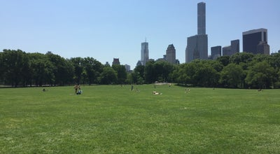 Photo of Park Sheep Meadow at Central Park, New York, NY 10022, United States