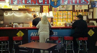 Photo of Fast Food Restaurant J.R.'s Fresh Cut French Fries at 34 W Philadelphia St, York, PA 17401, United States