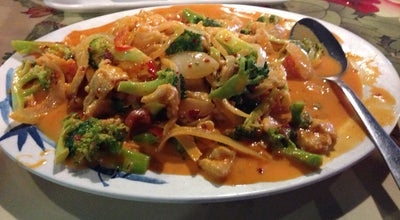 Photo of Chinese Restaurant Mandarin Bistro at 708 S Thompson St, Springdale, AR 72764, United States