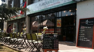 Photo of Vegetarian / Vegan Restaurant Planta Maestra at Antonio Varas 1362 L3, Providencia, Chile