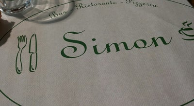 Photo of Italian Restaurant Simon Bar at Centro Direzionale Milanofiori, Assago 20090, Italy