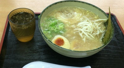 Photo of Ramen / Noodle House ゆにろーず 友部店 at 小原字前田4437-1, 笠間市 309-1701, Japan