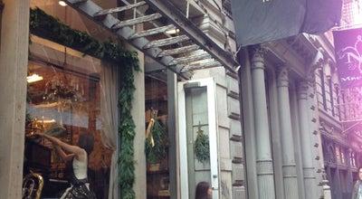 Photo of Clothing Store rag & bone at 119 Mercer Street, New York, NY 10012, United States