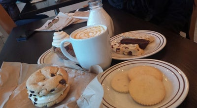 Photo of Dessert Shop Plum Dandy Cookies And Milk at 55 Railroad Pl, Saratoga Springs, NY 12866, United States