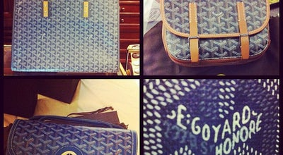 Photo of Accessories Store Goyard at 233 Rue Saint Honoré, Paris 75001, France