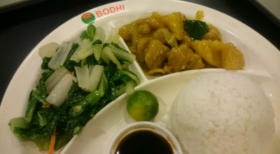 Photo of Vegetarian / Vegan Restaurant Bodhi Vegetarian Health Food House at Manila, Philippines