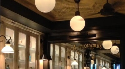 Photo of French Restaurant Les Antiquaires at 13 Rue Du Bac, Paris 75007, France