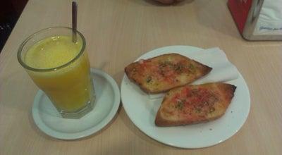 Photo of Cafe Pont del Dimoni Cafeteria Restaurant at Passeig D'olot, 126, Girona, Cataluña 17006, Spain