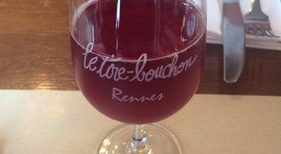 Photo of French Restaurant Le Tire Bouchon at 1 Rue De Montfort, Rennes 35000, France