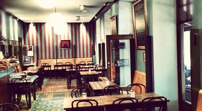 Photo of Cafe Cafe Saturnus at Eriksbergsgatan 6, Stockholm 114 30, Sweden