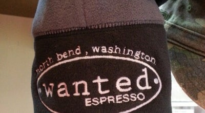 Photo of Coffee Shop Wanted Espresso at 742 Sw Mt Si Blvd, North Bend, WA 98045, United States