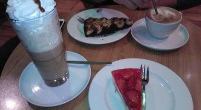 Photo of Cafe Tchibo at Radniční 3400, Most 434 06, Czech Republic