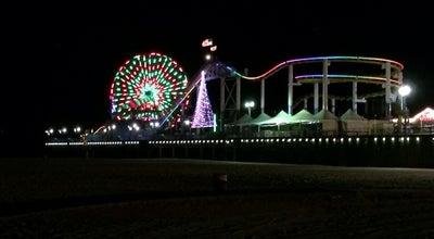 Photo of Music Venue Santa Monica Pier The Beach Ball at 330 Santa Monica Pier, Santa Monica, CA 90401, United States