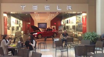 Photo of Car Dealership Tesla Motors Westchester at 125 Westchester Ave, White Plains, NY 10601, United States
