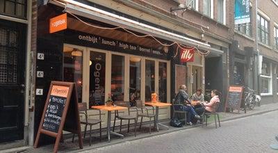 Photo of Cafe Brasserie 't Ogenblik at Molenstraat 4c, Den Haag 2513 BK, Netherlands