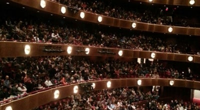 Photo of Theater David H. Koch Theater at 20 Lincoln Center, New York, NY 10023, United States