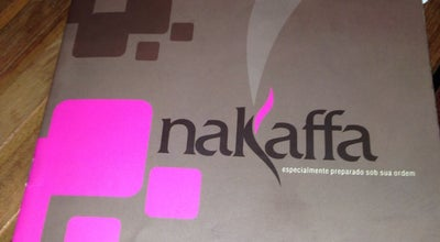 Photo of Coffee Shop Nakaffa Amélia Rosa at Av. Dr. Antônio Gomes De Barros, 322, Maceió, Brazil