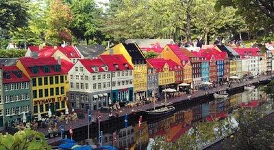 Photo of Theme Park LEGOLAND Billund Resort at Nordmarksvej 9, Billund 7190, Denmark