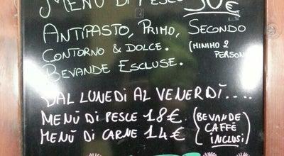 Photo of Italian Restaurant Ristorante Pizzeria Metauro at Viale Piceno, 178, Fano 61032, Italy