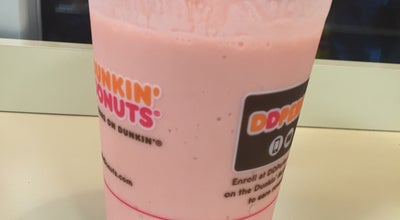 Photo of Coffee Shop Dunkin' Donuts at 219 W 14th St, New York, NY 10011, United States