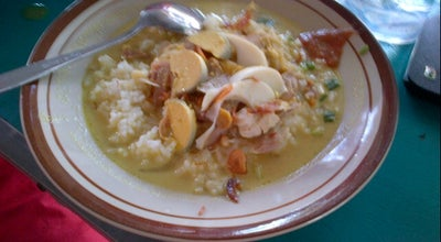 Photo of Asian Restaurant Soto Ayam Bu Mar at Jalan Rajawali, Bojonegoro 62117, Indonesia