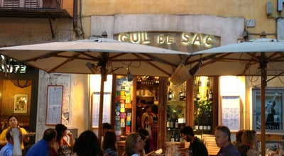 Photo of Italian Restaurant Cul de Sac at Piazza Di Pasquino, 73, Roma 00186, Italy