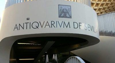 Photo of Tourist Attraction Antiquarium de Sevilla at Plaza De La Encarnacion, Seville 41003, Spain