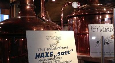 Photo of Brewery Brauhaus Joh. Albrecht at Konradigasse 2, Konstanz 78462, Germany
