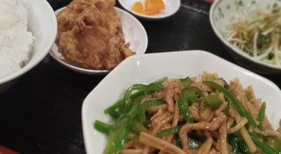 Photo of Chinese Restaurant 中国料理 長城 川口店 at 川口町1-8-1, 福山市, Japan