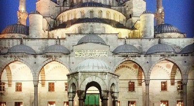Photo of Mosque Sultan Ahmet Camii at Sultanahmet Mah. Atmeydanı Cad., Fatih 34122, Turkey