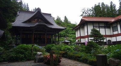 Photo of Temple 堂森善光寺 at 万世町堂森375, 米沢市, Japan
