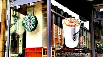 Photo of Coffee Shop Starbucks at Mittelstr. 9, Düsseldorf 40213, Germany