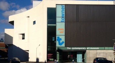 Photo of Art Gallery Towner Art Gallery at College Rd., Eastbourne BN21 4JJ, United Kingdom