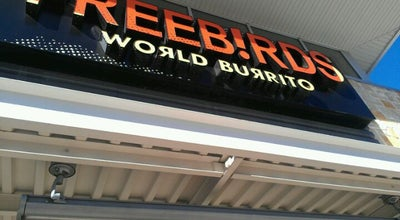 Photo of Mexican Restaurant Freebirds World Burrito at 14975 Interstate 35 N,, Selma, TX 78154, United States