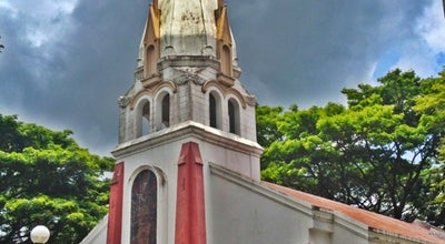 Photo of Church Sacred Heart Church at Lizares Street, Bacolod City, Philippines