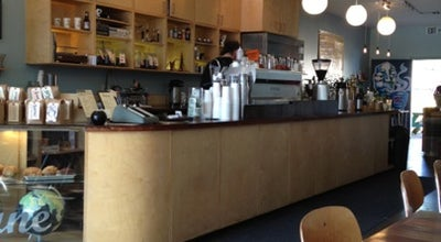 Photo of Coffee Shop Neptune Coffee at 8415 Greenwood Ave N, Seattle, WA 98103, United States