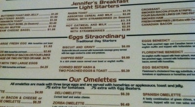 Photo of Diner Jennifer's Restaurant at 8464 Pearl Rd, Strongsville, OH 44136, United States