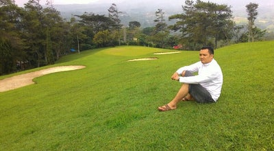 Photo of Golf Course Lapangan Golf Ngamplang at Jl. Raya Garut-tasikmalaya, Garut, Indonesia