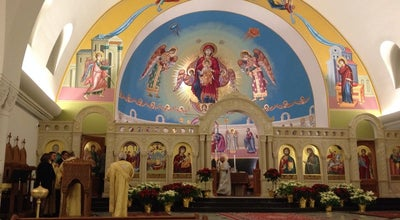 Photo of Church St. Mary Antiochian Orthodox Church at 18100 Merriman Rd, Livonia, MI 48152, United States