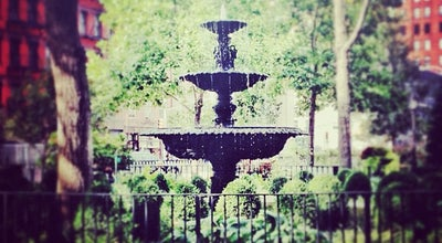 Photo of Park Jackson Square at 13th St At 8th Ave, New York, NY 10014, United States