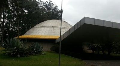Photo of Planetarium Planetário Professor Aristóteles Orsini at Parque Ibirapuera, São Paulo 04094-000, Brazil
