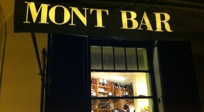 Photo of Mediterranean Restaurant Mont Bar at Diputacio 220, Barcelona, Spain