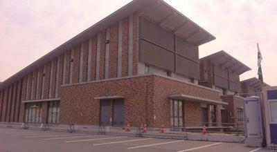 Photo of Library 浜田市立中央図書館 / ラブックはまだ at 黒川町3748-1, 浜田市 697-0024, Japan