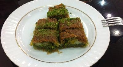 Photo of Dessert Shop Kadayifci Sitki Usta at Ofis Gevran Cd, Diyarbakır, Turkey